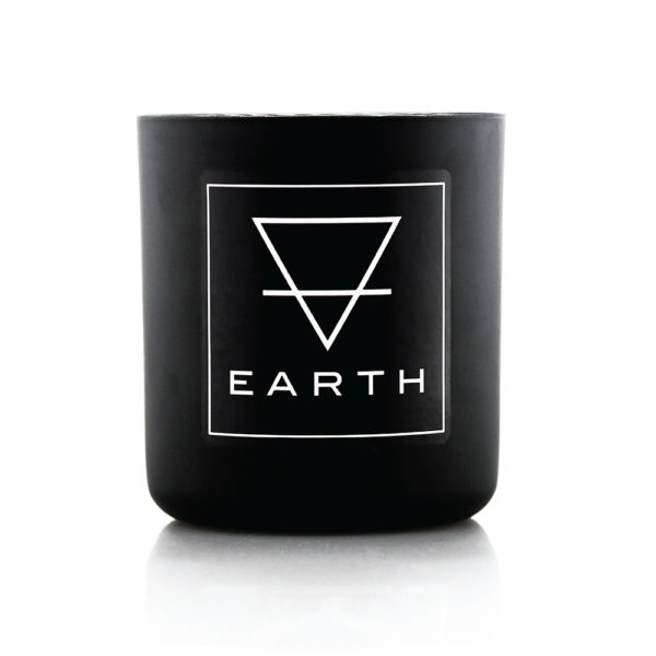 The Queen Of Pentacles | Earth Candle 200g