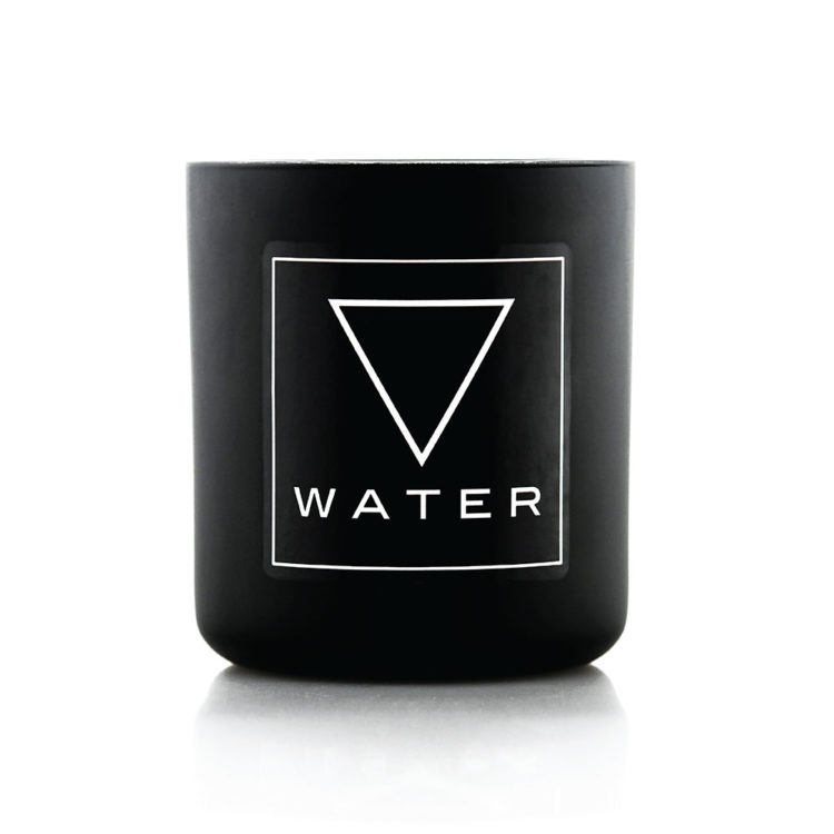 The Queen Of Pentacles | Water Candle 200g